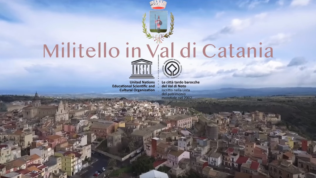Video promo - Militello in Val di Catania